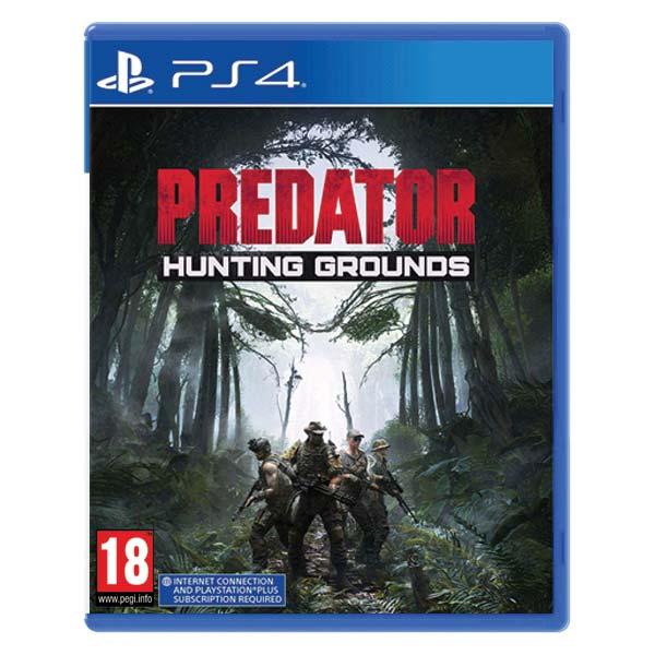 Predator: Hunting Grounds [PS4] - BAZÁR (použitý tovar)