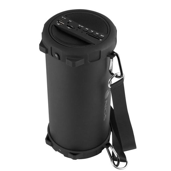 Prenosný reproduktor NGS Portable BT Speaker Roller Flow