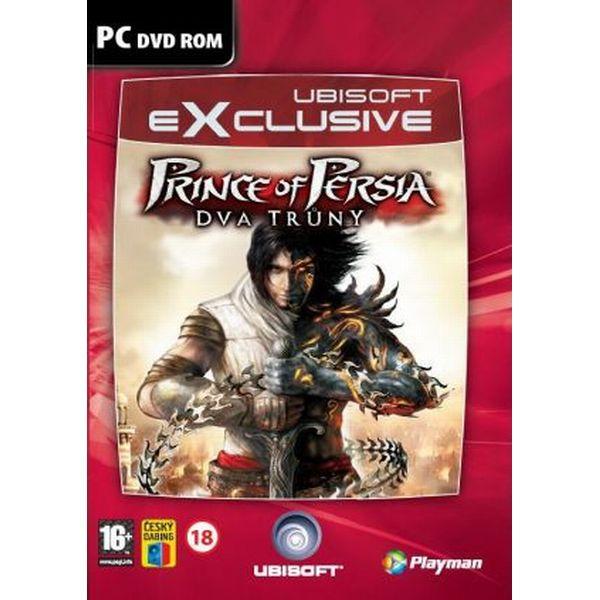 Prince of Persia 3: Dva Tróny CZ