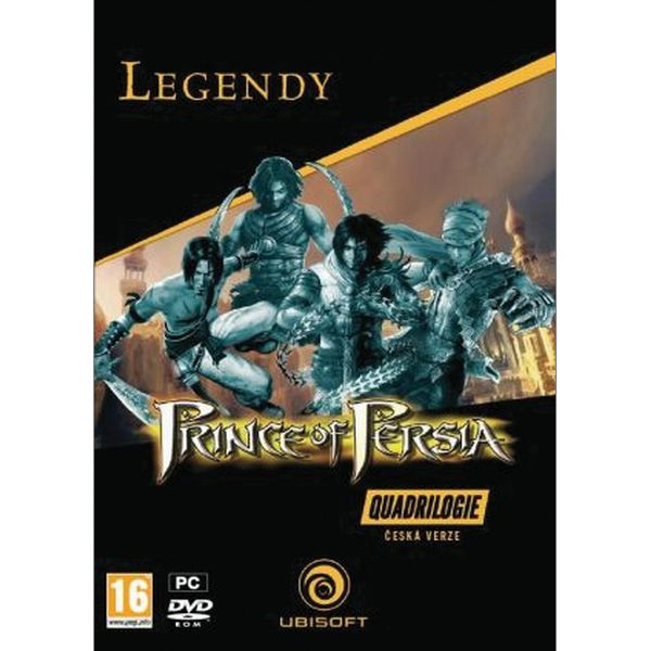 Prince of Persia Quadrilógia CZ
