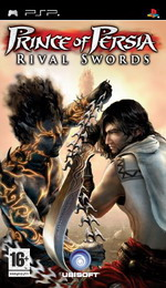Prince of Persia: Rival Swords [PSP] - BAZÁR (použitý tovar)