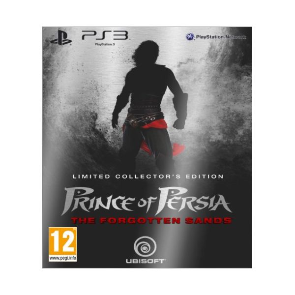 Prince of Persia: The Forgotten Sands (Limited Collector's Edition)