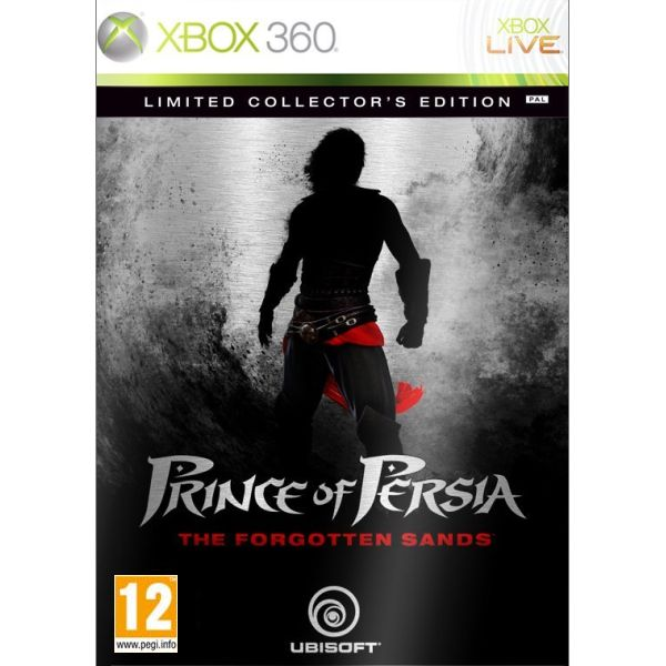 Prince of Persia: The Forgotten Sands (Limited Collector's Edition) XBOX 360