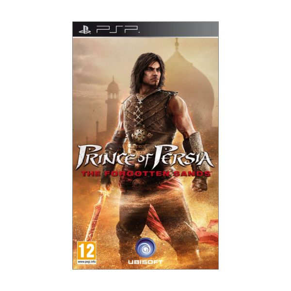 Prince of Persia: The Forgotten Sands [PSP] - BAZ�R (pou�it� tovar)