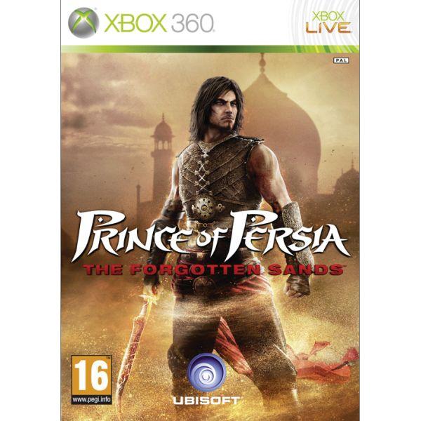 Prince of Persia: The Forgotten Sands [XBOX 360] - BAZÁR (použitý tovar)