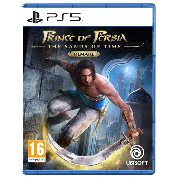 Prince of Persia: The Sands of Time (Remake) PS5