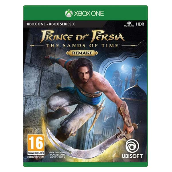 Prince of Persia: The Sands of Time (Remake) XBOX ONE