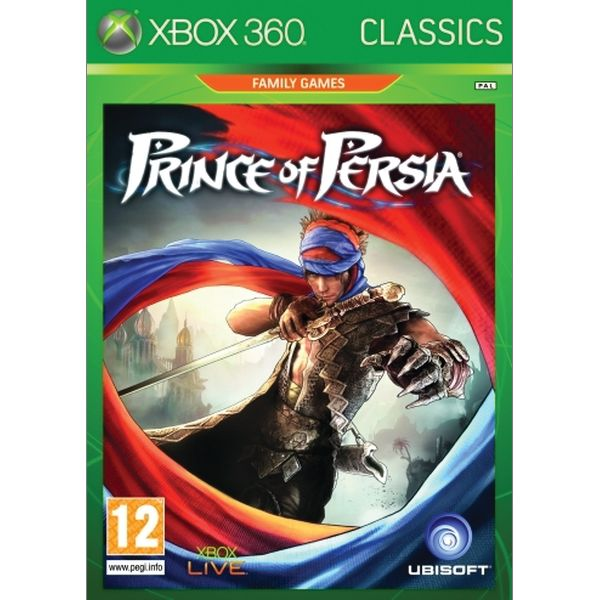 Prince of Persia [XBOX 360] - BAZÁR (použitý tovar)