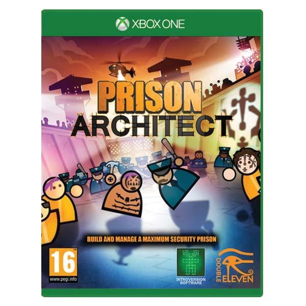 Prison Architect [XBOX ONE] - BAZÁR (použitý tovar)