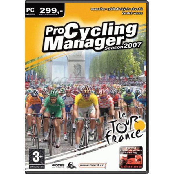 Pro Cycling Manager: Season 2007 CZ