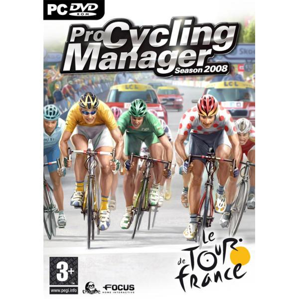 Pro Cycling Manager: Season 2008 CZ