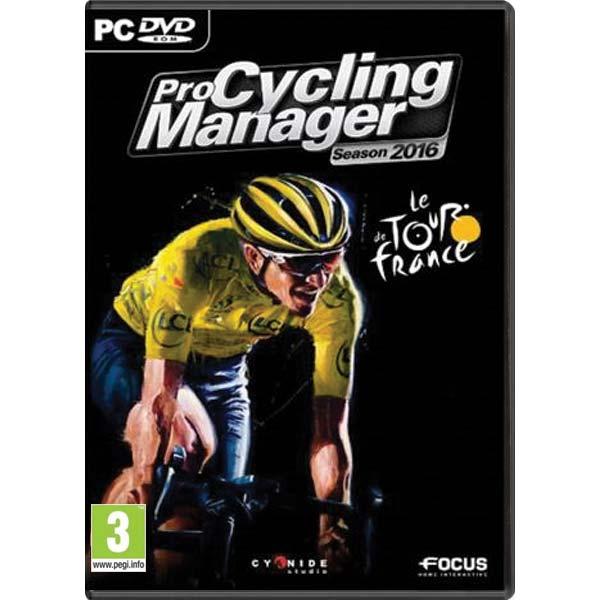 Pro Cycling Manager: Season 2016