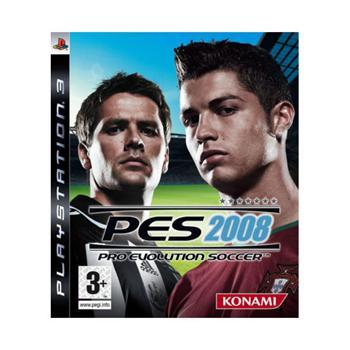 Pro Evolution Soccer 2008 [PS3] - BAZÁR (použitý tovar)