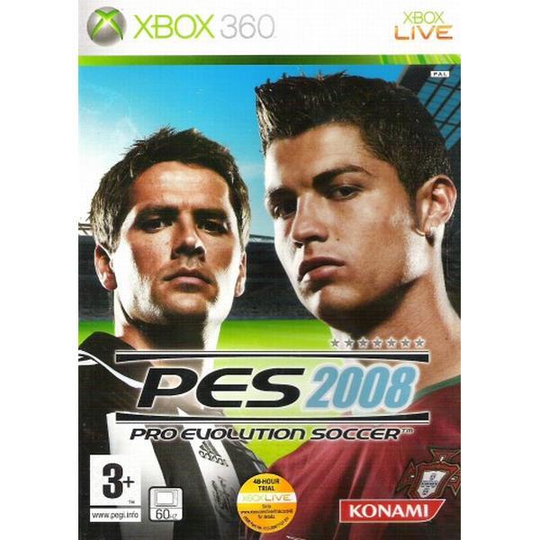 Pro Evolution Soccer 2008 [XBOX 360] - BAZÁR (použitý tovar)