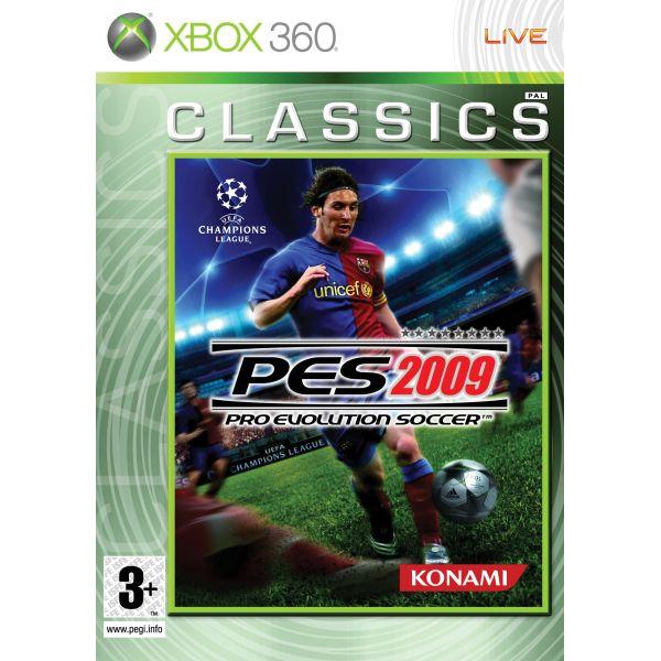 Pro Evolution Soccer 2009 [XBOX 360] - BAZÁR (použitý tovar)