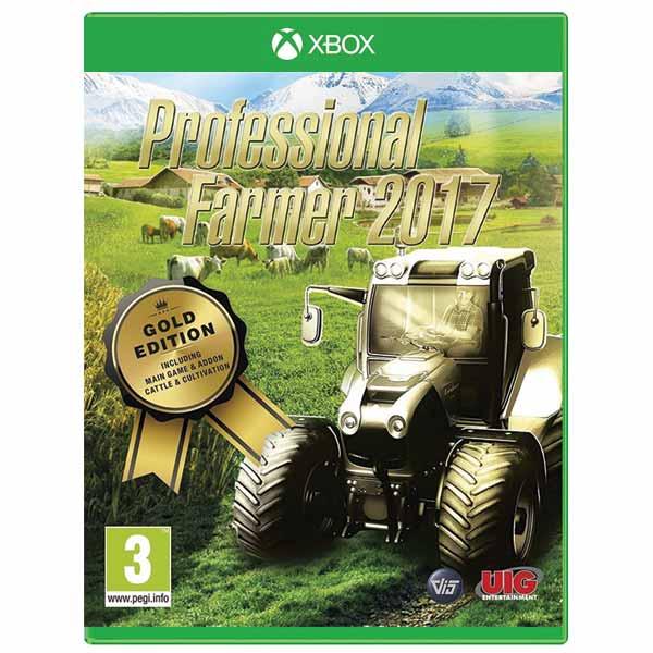Professional Farmer 2017 (Gold Edition) XBOX ONE