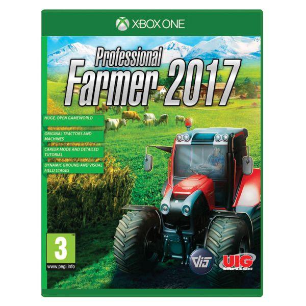 Professional Farmer 2017 [XBOX ONE] - BAZÁR (použitý tovar)