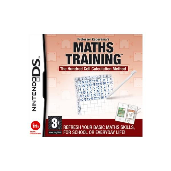 Professor Kageyama�s Maths Training: The Hundred Cell Calculation Method