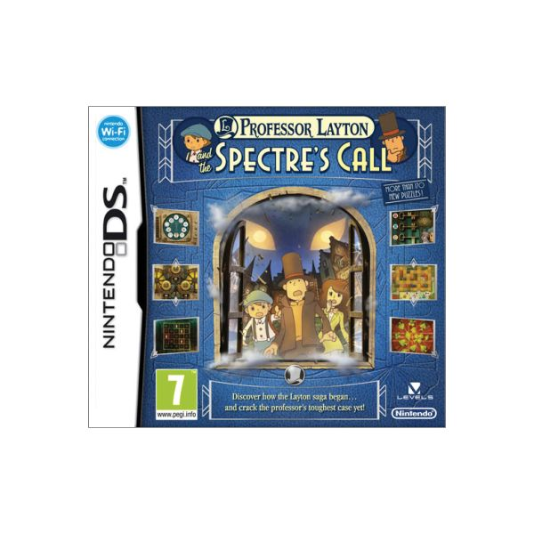 Professor Layton and the Spectre's Call