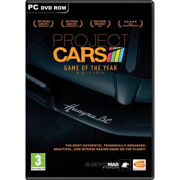 Project CARS (Game of the Year Edition) PC