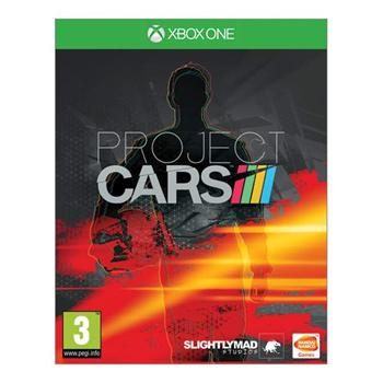 Project CARS [XBOX ONE] - BAZ�R (pou�it� tovar)