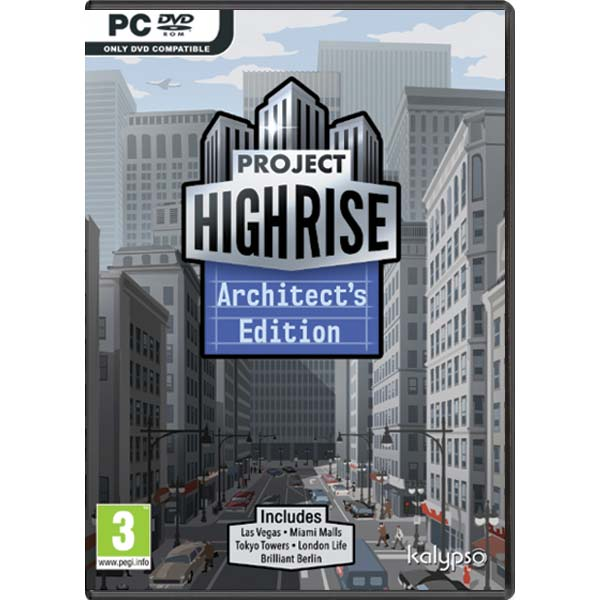 Project Highrise (Architect's Edition) PC