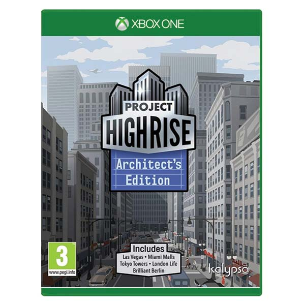 Project Highrise (Architect's Edition) XBOX ONE