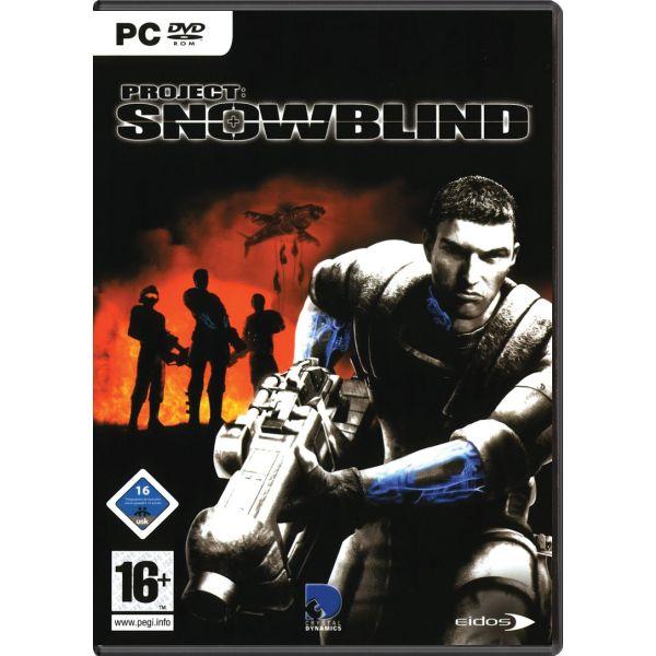 Project Snowblind PC