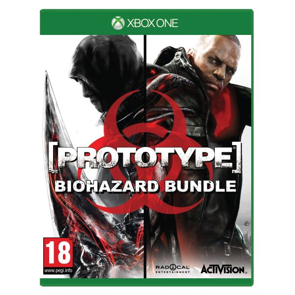 Prototype (Biohazard Bundle) XBOX ONE