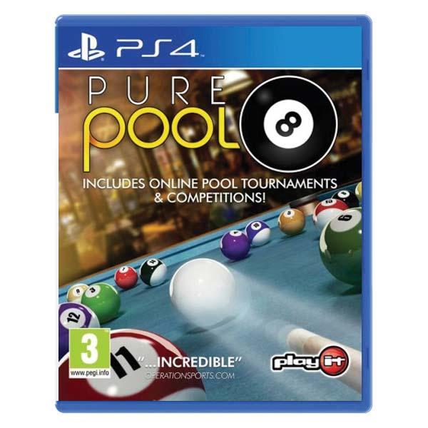 Pure Pool [PS4] - BAZÁR (použitý tovar)