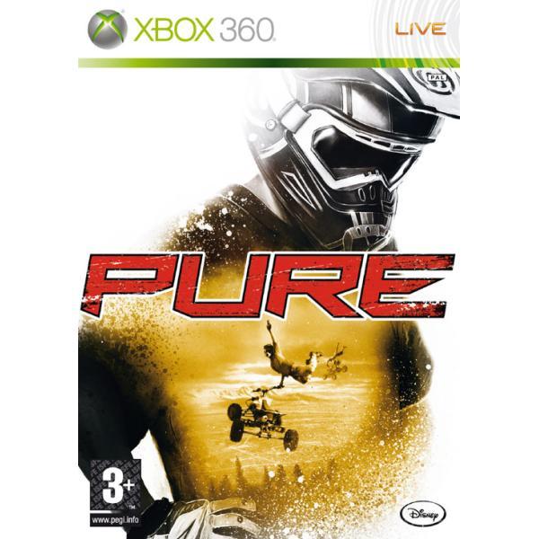 Pure [XBOX 360] - BAZÁR (použitý tovar)