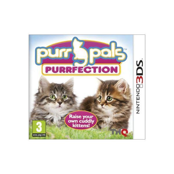 Purr Pals: Purrfection 3DS
