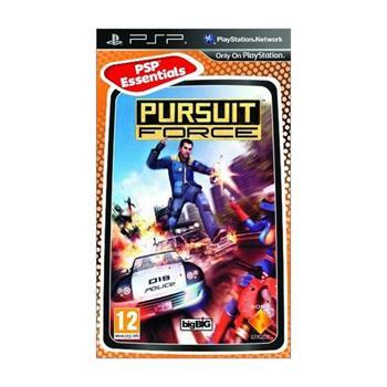 Pursuit Force [PSP] - BAZÁR (použitý tovar)