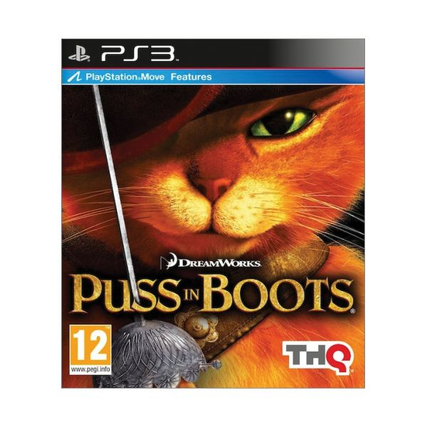 Puss in Boots PS3