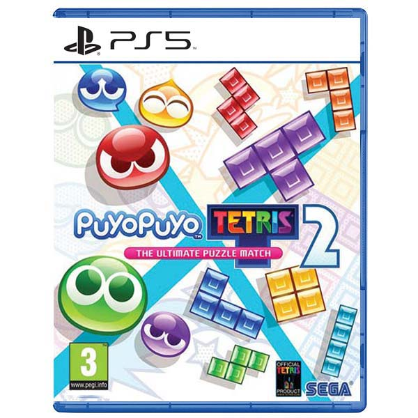Puyo Puyo Tetris 2 (Limited Edition)