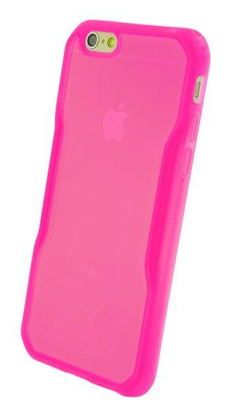 Puzdro 4-OK FLUOR iPhone 6, Ružové