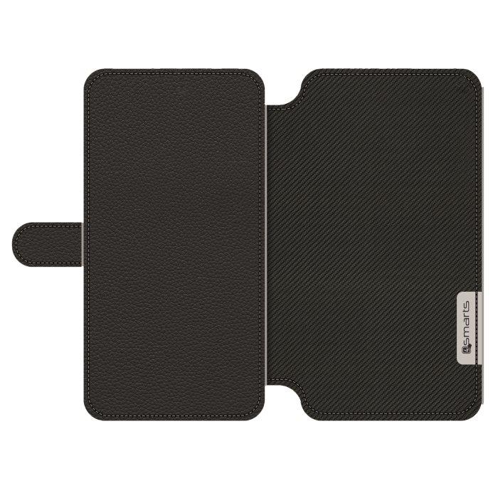 Puzdro 4smarts SOHO pre Váš smartfón s uhlopriečkou do 4.7 palca, Black