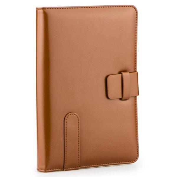 Puzdro Blun High-Line pre PocketBook SURFpad 2, Brown