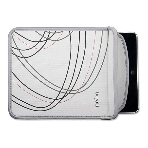 Puzdro Bugatti Sleeve pre Samsung Galaxy Tab S2 9.7 - T810/T815, Grey