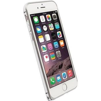 Puzdro Bumper Krusell SALA pre Apple iPhone 6 a 6S, Silver