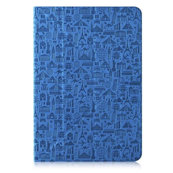 """Puzdro Canyon """"Life Is"""" CNS-C24UT10 pre GoClever Quantum 1010N, Blue"""
