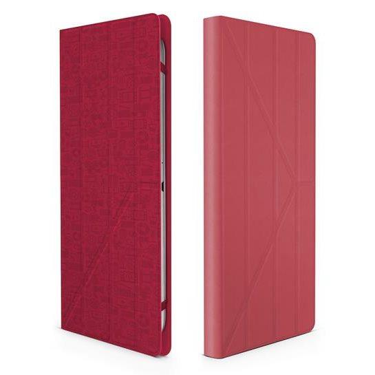 "Puzdro Canyon ""Life Is"" CNS-C24UT10 pre Lenovo Tab 2 A10 - A10-30, Red"