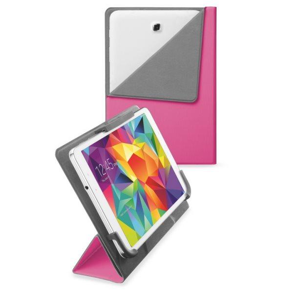 Puzdro CellularLine Flexy pre Apple iPad Mini 4, Pink