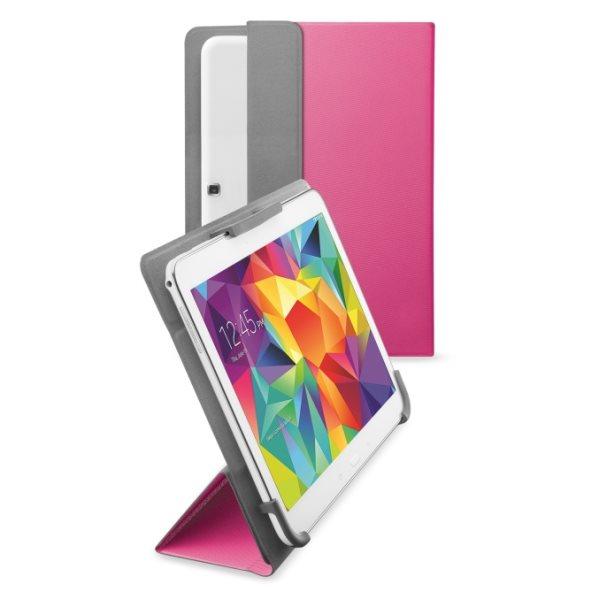 Puzdro CellularLine Flexy pre Lenovo Tab 2 A10 - A10-30, Pink