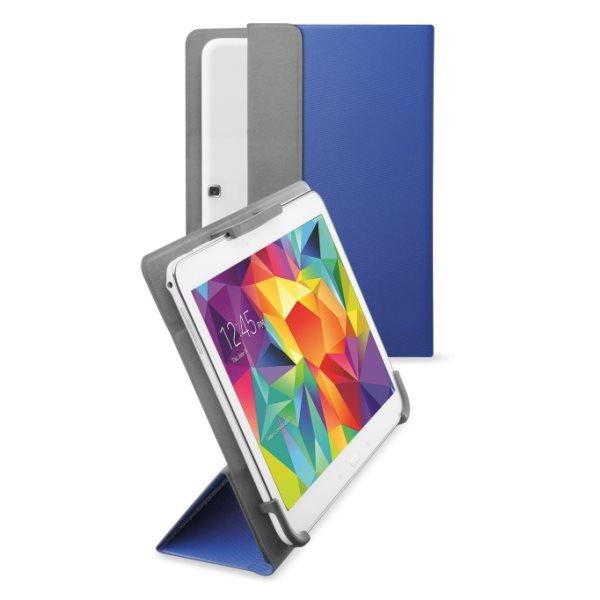Puzdro CellularLine Flexy pre Samsung Galaxy Tab 4 10.1 VE - T533, Blue