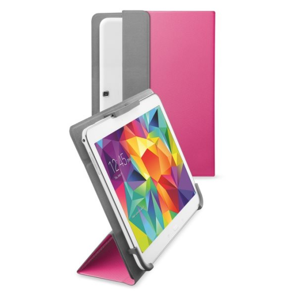 Puzdro CellularLine Flexy pre Samsung Galaxy Tab 4 10.1 VE - T533, Pink