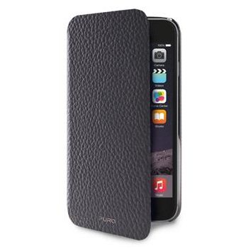 Puzdro diárové Puro Business pre Apple iPhone 6 Plus a 6S Plus, Black