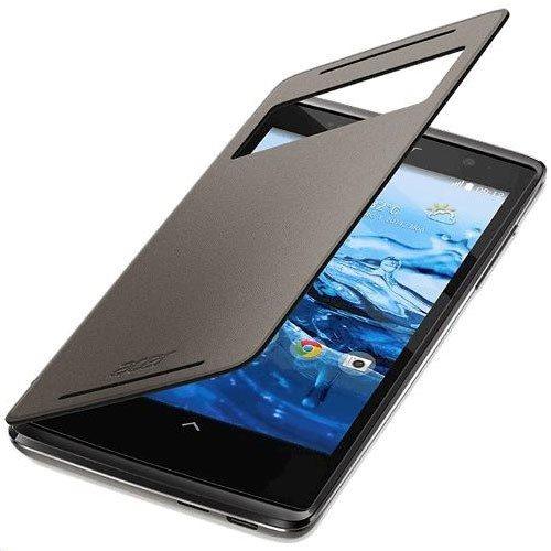 Puzdro flipové originálne pre Acer Liquid M220, Black