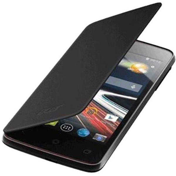 Puzdro flipové originálne pre Acer Liquid Z410, Black