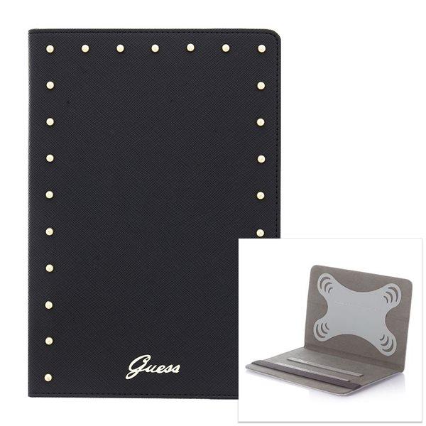 Puzdro Guess Studded pre Lenovo IdeaTab A7 - A7-30, A7-40 a A7-50(L), Black